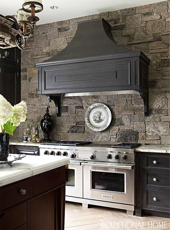 Picture Of cool stone kitchen backsplashes that wow  12