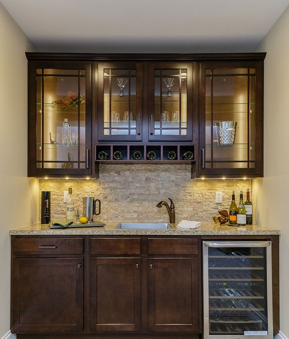 Picture Of cool stone kitchen backsplashes that wow  26