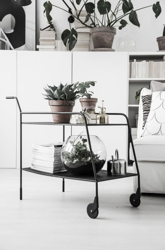 Picture Of cool tea trolleys for your home  10