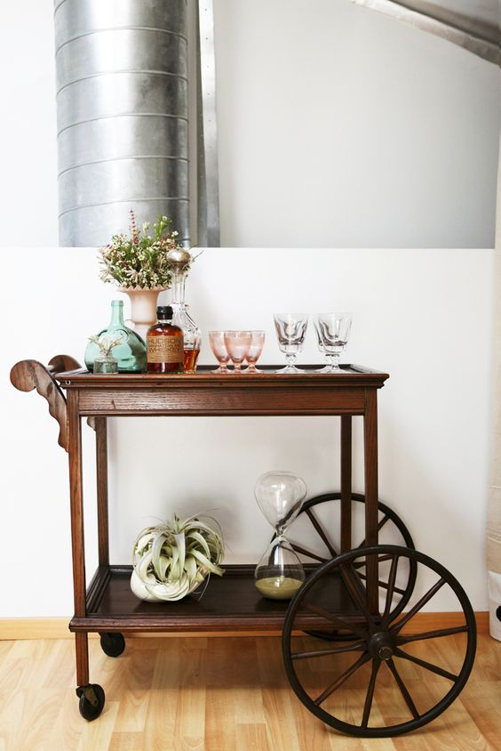 Picture Of cool tea trolleys for your home  11