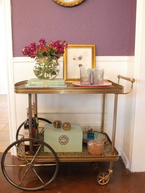 Picture Of cool tea trolleys for your home  17
