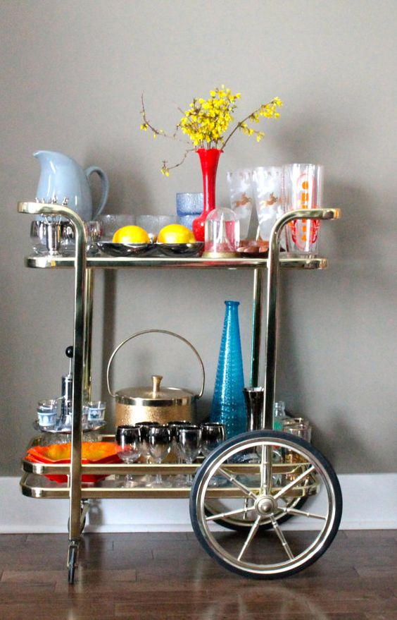 Picture Of cool tea trolleys for your home  18