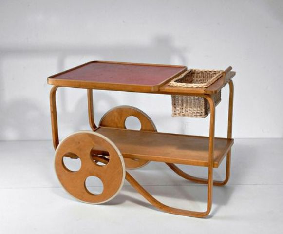 Picture Of cool tea trolleys for your home  20