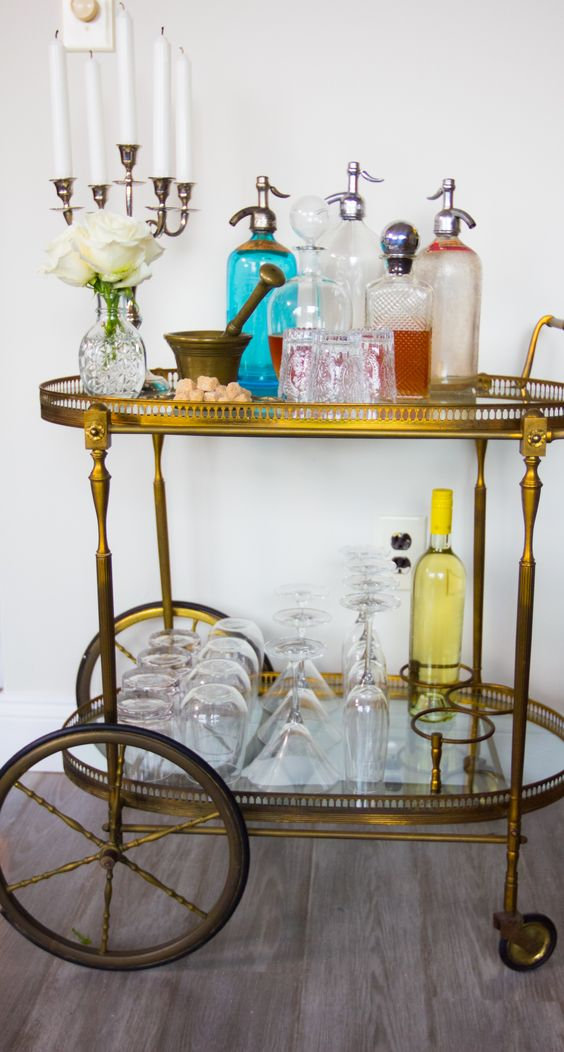 Picture Of cool tea trolleys for your home  9