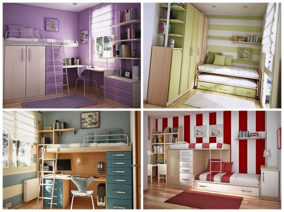 Cool Teen Rooms : teen-room-pictures - designwebi.com