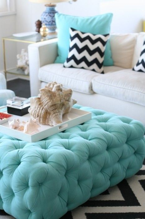 36 Cool Turquoise Home D Cor Ideas Digsdigs