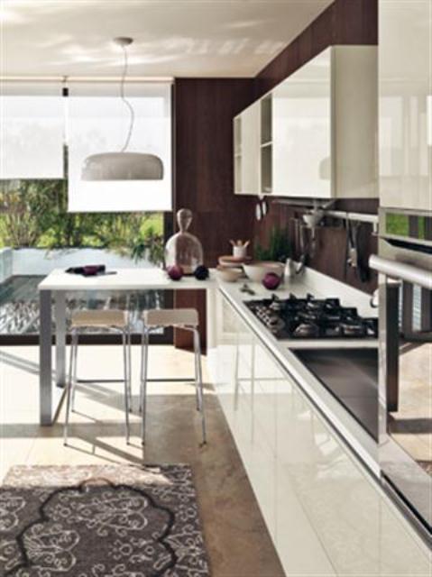 Inspirational Cool Ultra Modern Kitchen By Scavolini