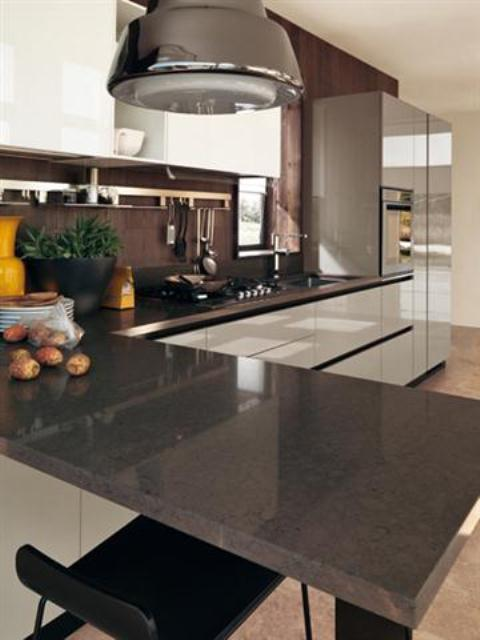 Cool Modern Kitchens modern kitchens from cesar Cool Ultra Modern Kitchen By Scavolini