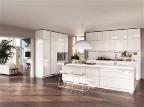 Amazing Cool Ultra Modern Kitchen By Scavolini