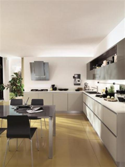 Spectacular Cool Ultra Modern Kitchen By Scavolini