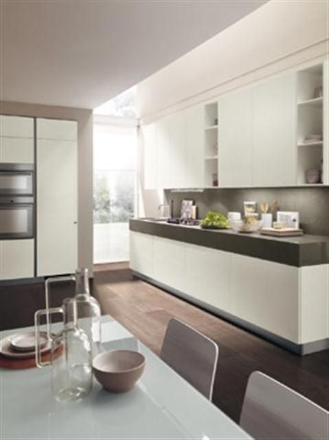Ideal Cool Ultra Modern Kitchen By Scavolini