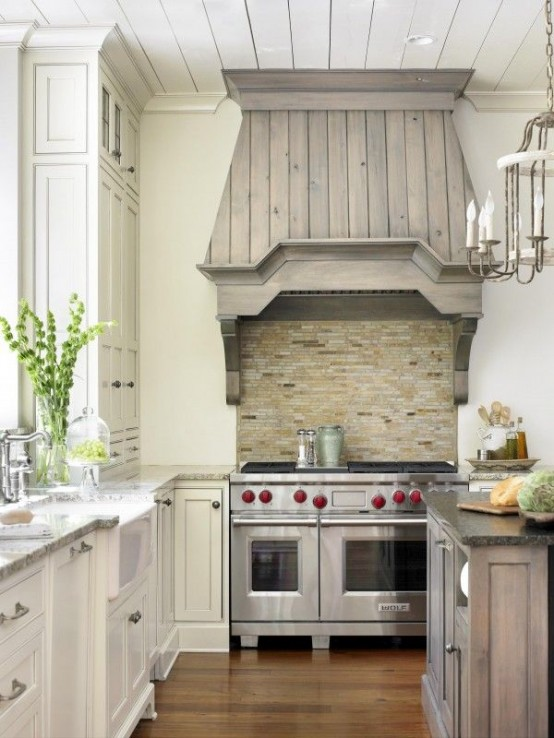 Wood Range Hoods Cabinets ~ Cool vent hoods to accentuate your kitchen design