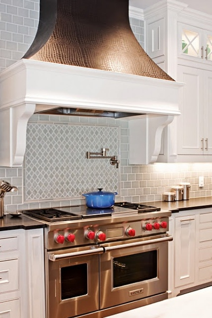 Cool Vent Hoods To Accentuate Your Kitchen Design Part 86