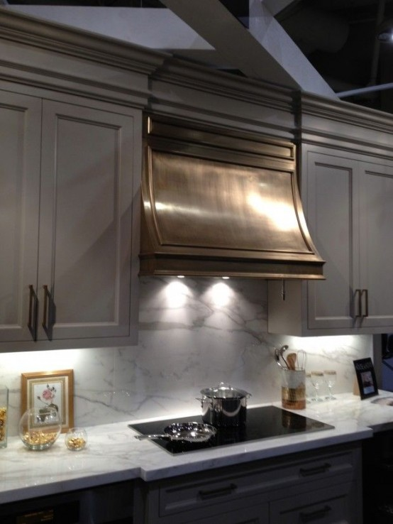 48 Cool Vent Hoods To Accentuate Your Kitchen Design
