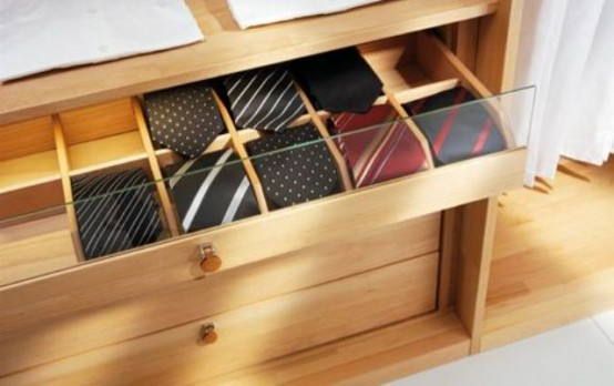 Cool Ways To Organize Men Accessories At Home