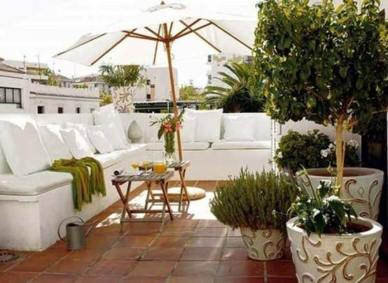 Outdoor Terrace Design 40 coolest modern terrace and outdoor dining space design ideas