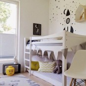 Well modified IKEA Kura in White