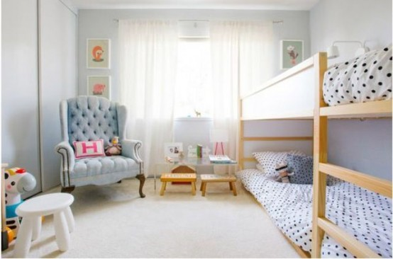 45 cool ikea kura beds ideas for your kids' rooms - digsdigs Beds for Children's Rooms