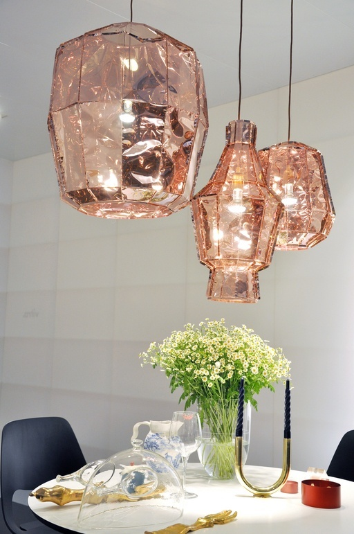 25 Awesome Copper Furniture Pieces And Lamps Digsdigs