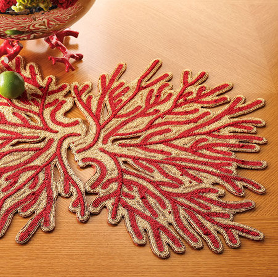 10 Cool Coral Inspired Items For Interior Decorating