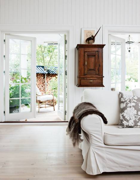Scandinavian Country Style Interior Design DigsDigs