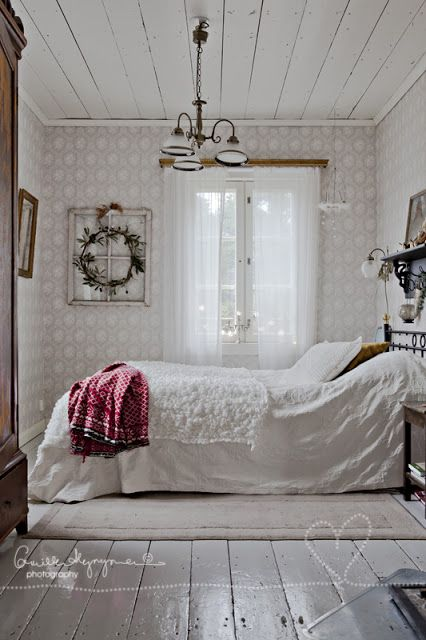 Bedroom Inspirations Cozy Curtains