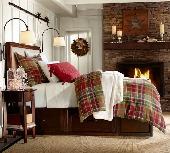 Cozy Home Decoration: 26 Coziest Winter Bedroom Décor Ideas To Get Inspired