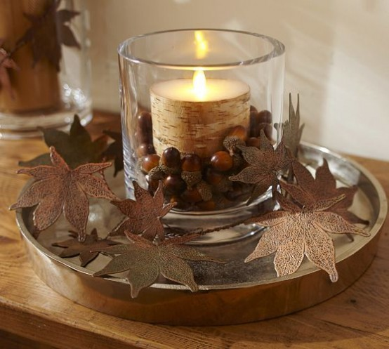 Cozy Acorn Decor Ideas For Your Interiors