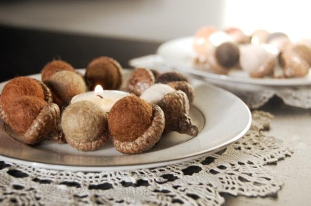 Cozy Acorn Decor Ideas For Your Interiors