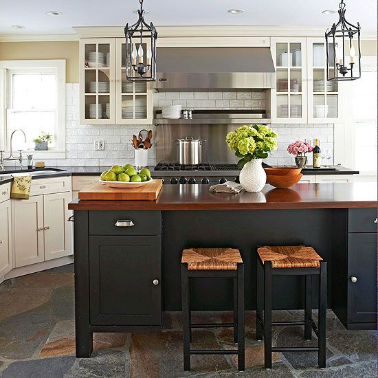 Dark Farmhouse Kitchen – Quicua