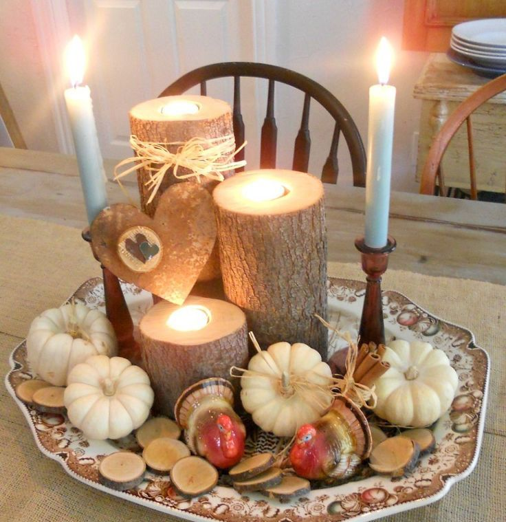 This entry is part of 28 in the series cozy fall for Decorating ideas with candles