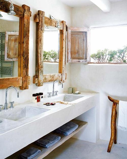 Cozy And Relaxing Farmhouse Bathroom Designs. 32 Cozy And Relaxing Farmhouse Bathroom Designs   DigsDigs