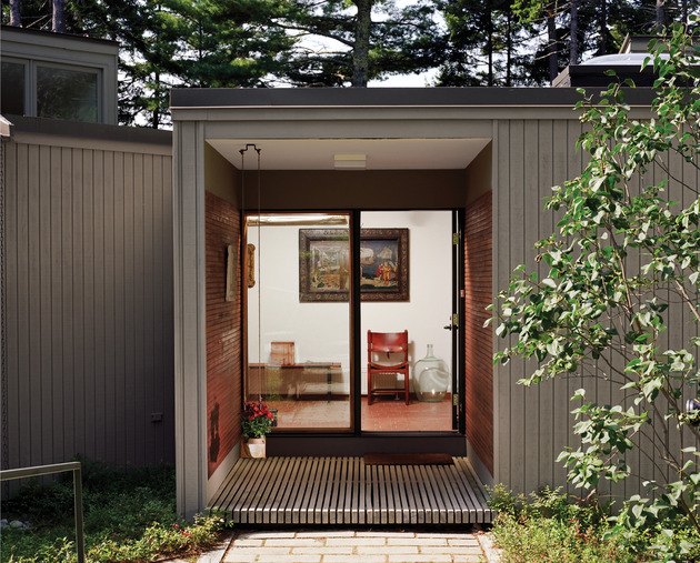 Cozy Architects Home With Japanese Decor Ideas