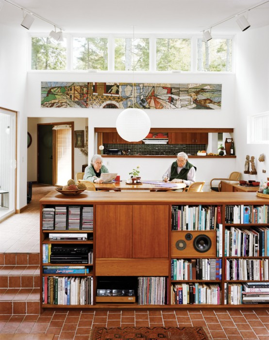 Cozy Architects Home With Japanese Decor Ideas & Cozy Architectu0027s Home With Japanese Decor Ideas - DigsDigs