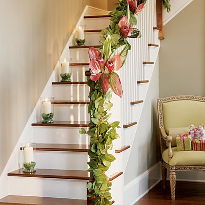 35 cozy fall staircase d cor ideas digsdigs