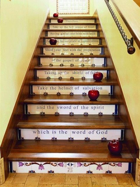 35 Cozy Fall Staircase Dcor Ideas DigsDigs