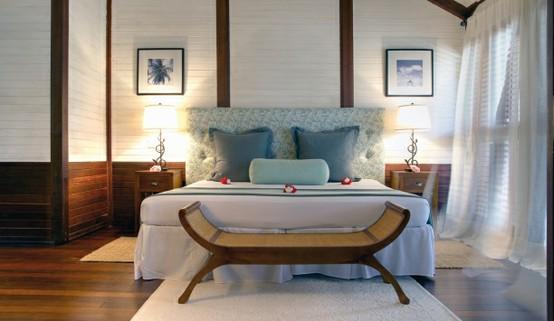 Cozy Hotel Style Bedroom
