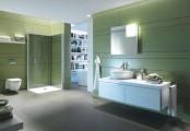 Cozy Library In Your Bathroom