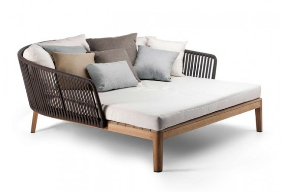Comfy Mood Furniture Collection For Outdoors