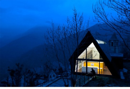 Cozy Mountain Cottage In The Pyrennees