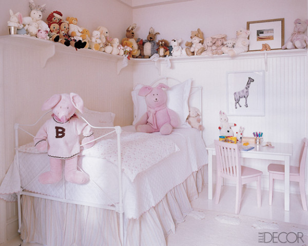 33 wonderful girls room design ideas digsdigs - Decorating little girls room ...