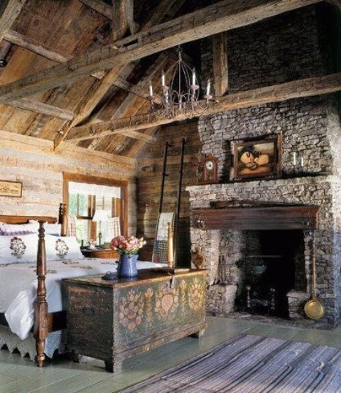 65 cozy rustic bedroom design ideas digsdigs for Kar design apartments