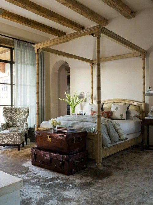 Popular Cozy Rustic Bedroom Designs