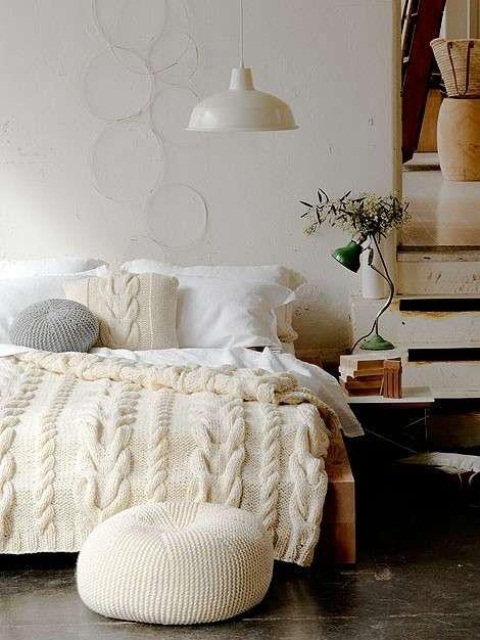 White Rustic Bedroom Ideas 65 cozy rustic bedroom design ideas - digsdigs
