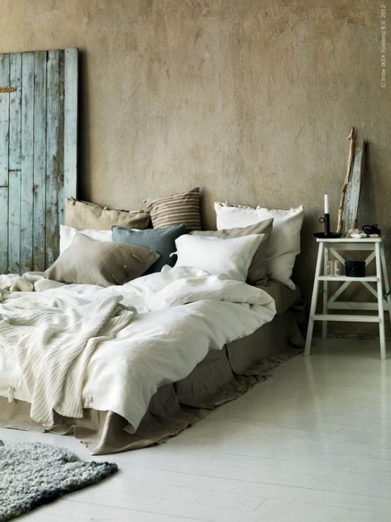 Lovely Cozy Rustic Bedroom Designs