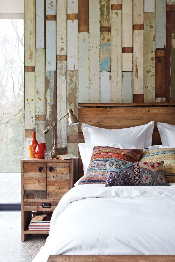 45 cozy rustic bedroom design ideas digsdigs Home decor ideas bedroom pinterest
