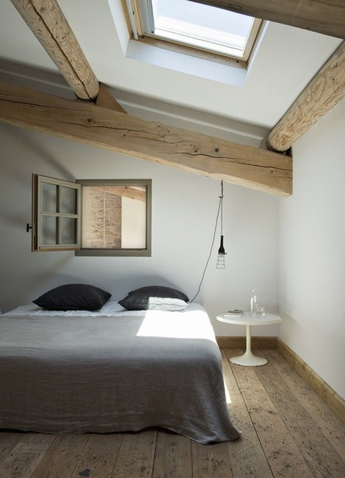 Rustic Modern Bedroom Ideas Wood Feature Walls On Feature: 65 Cozy Rustic Bedroom Design Ideas