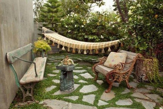 79 Cozy Rustic Patio Designs