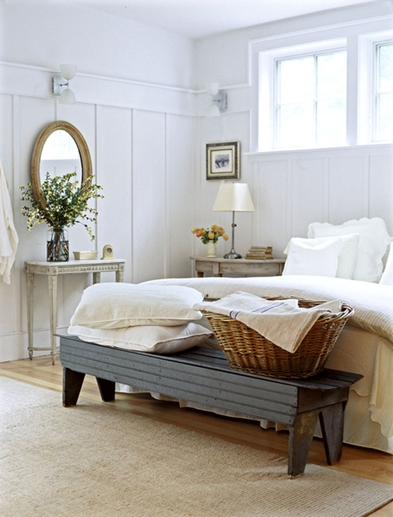 50 cozy and comfy scandinavian bedroom designs digsdigs - Dormitorios decorados en blanco y beige ...
