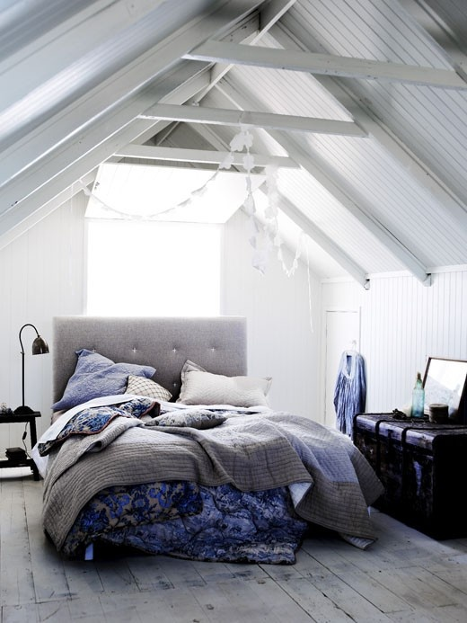 50 cozy and comfy scandinavian bedroom designs digsdigs for Cozy bedroom ideas photos